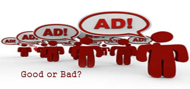 No More Shared Ads: Good or Bad?
