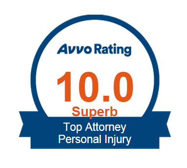 Avvo legal badge to demonstrate trustworthiness